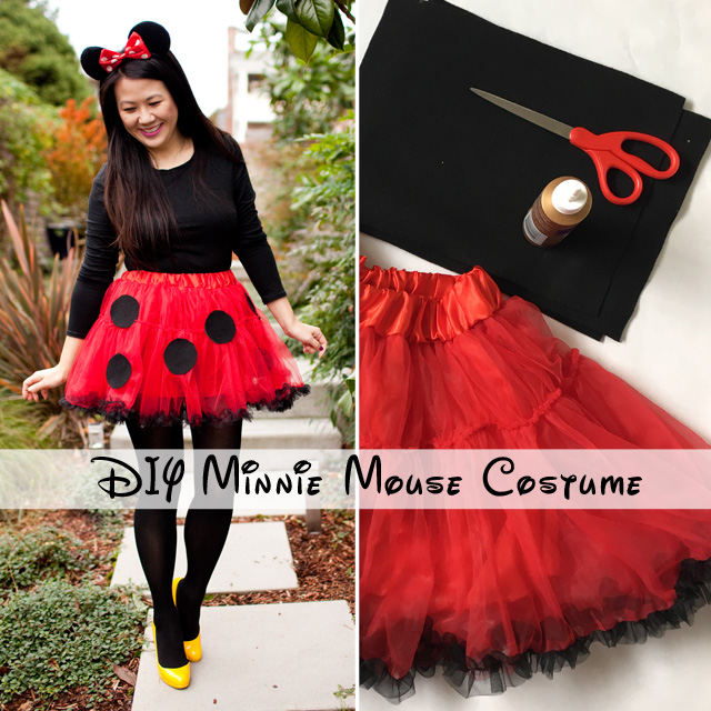 I am Style-ish {Seattle Fashion and Beauty Blog}: DIY Minnie Mouse ...