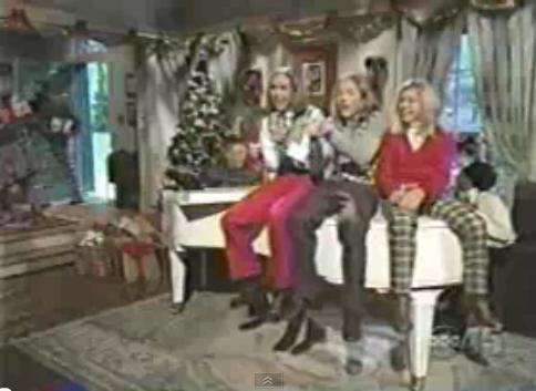 Ike's HEY Face: [Flashback] Hanson Christmas Special... 1997 Style!