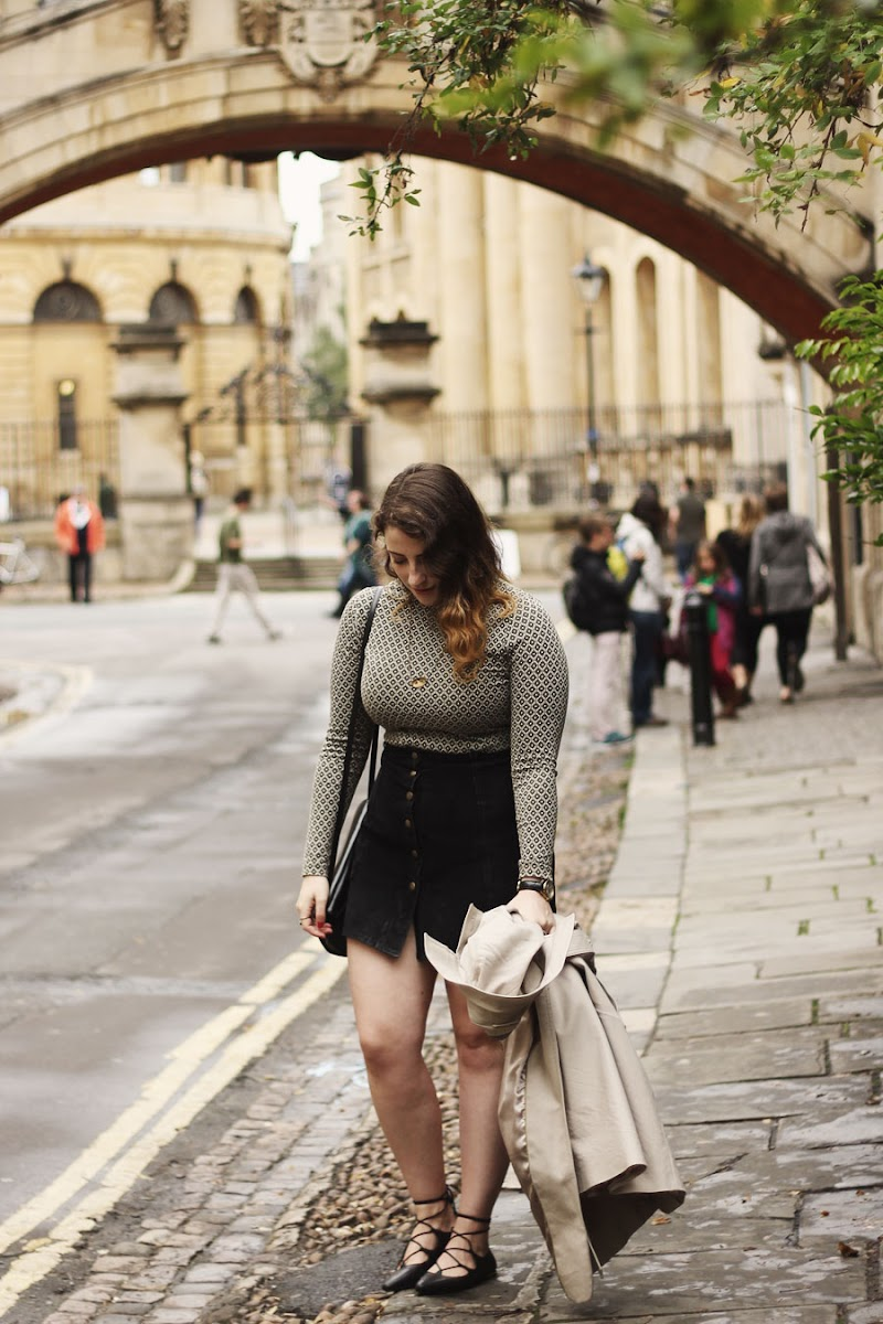 bridge of sighs oxford fashion bloggers