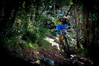 Panangela, European enduro series