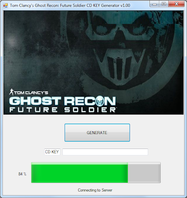 ghost recon future soldier cd key generator free download