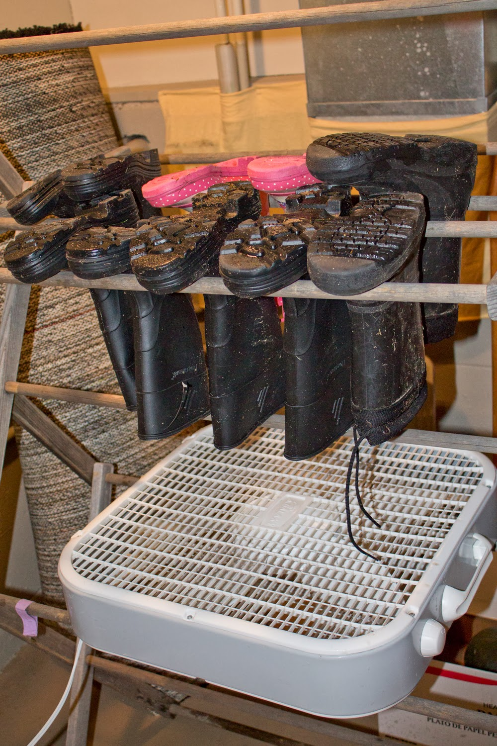 boot dryer that holds 20 boots