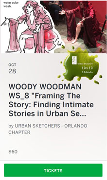 Woody Woodman: Framing the Story