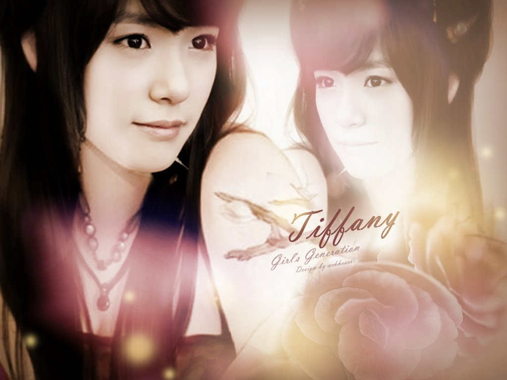 Tiffany SNSD Beauty Korean Women Wallpaper   SNSD Artistic Gallery
