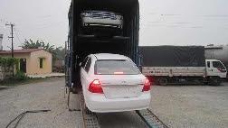 vận chuyển xe ô tô