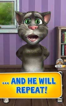 Talking Tom Cat 2 apk is an android talking cat game back better than ever