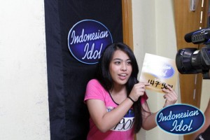 Kamasean, top 12 kontestan indonesian idol 2012