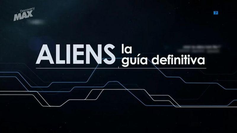 Aliens: La Guía Definitiva (2013) - Castellano [Mega]