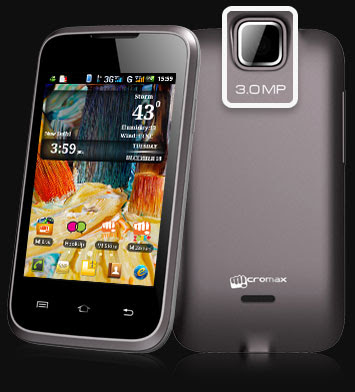Micromax A54 Smarty 3.5 Release Date & Price in India (Full Specs)