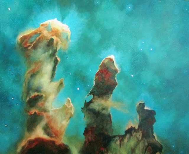 Eagle Nebula Wallpaper HD