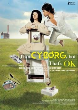 Người Điên Yêu - I'm A Cyborg, But That's Ok (2006) Poster