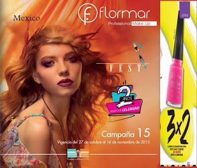 catalogo cosmeticos flormar 2015 c-15