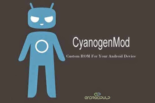CyanogenMod Nightly ROM