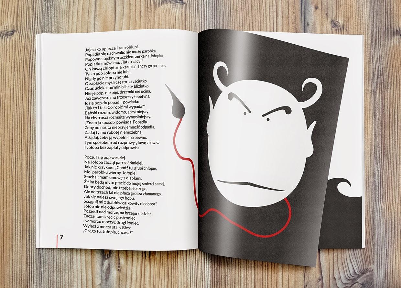 puszkin, baśnie puszkina, Aleskander Puszkin, Dewugiestudio, Baśnie na warsztacie, Mateusz Świstak