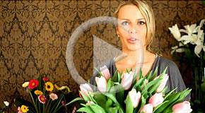 FILMY jak układać kwiaty - proste sposoby na super kompozycje