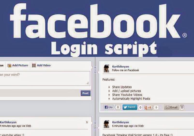 auto login script