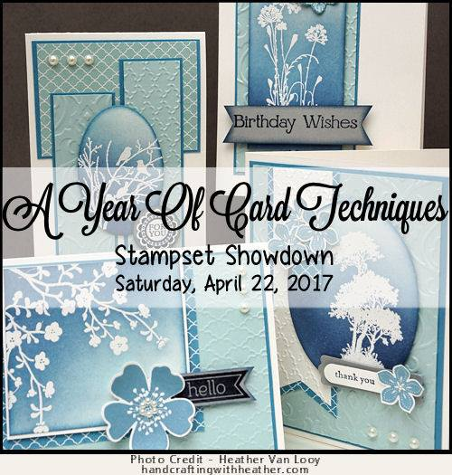 Stamp Set Showdown Blog Hop