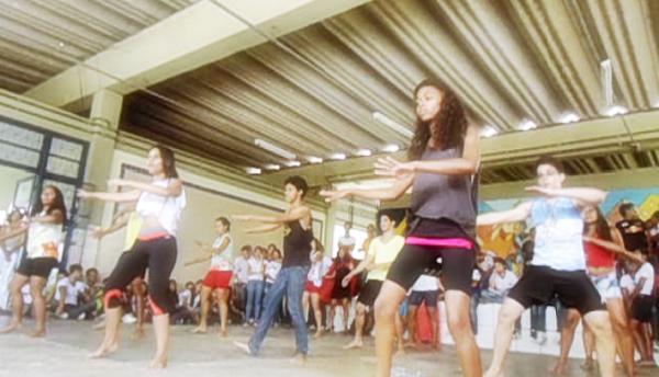 Ballet ERÊ na Semana da Consciência Negra 2013