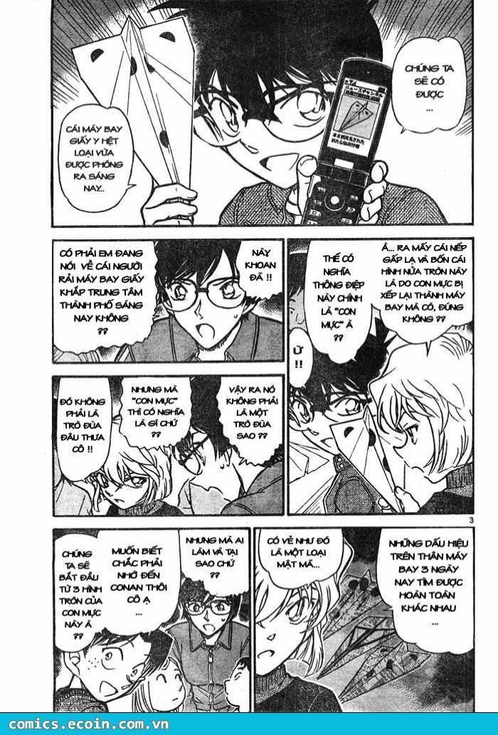 Thám Tử Lừng Danh Conan - Chapter 640 - Pic 3