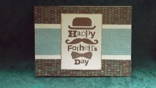 CTMH Jackson Father's Day Card