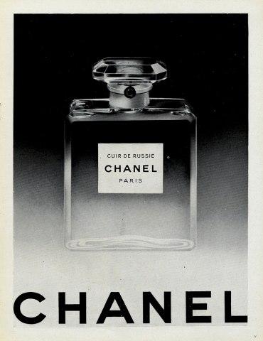 Célèbre Perfume Shrine: Cuir de Russie by Chanel: fragrance review and history AJ78