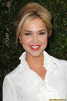 Arielle Kebbel The Tommy Hilfiger Pop Up Store at The Grove