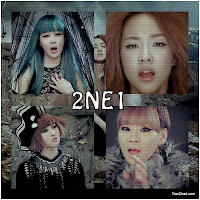 Lyrics 2NE1 - It Hurt
