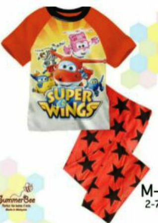 RM25 - Pyjama SuperWings