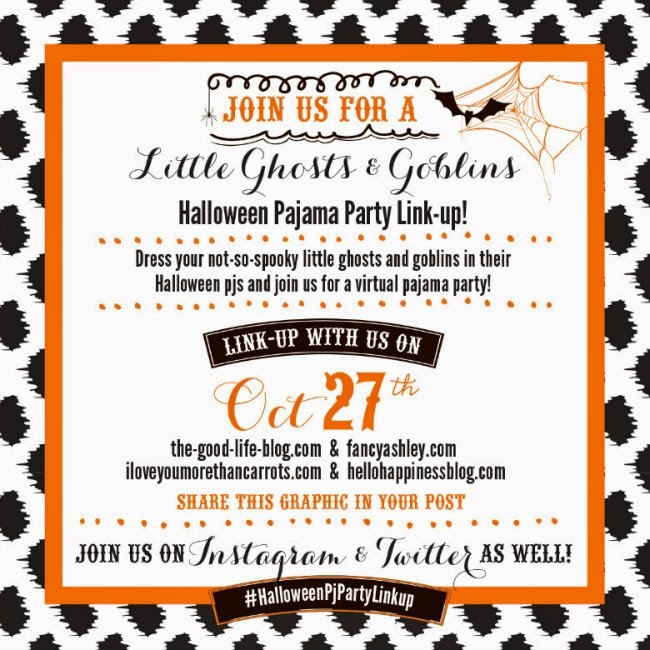 http://www.the-good-life-blog.com/search/label/Halloween%20PJ%20Party%20Link-up