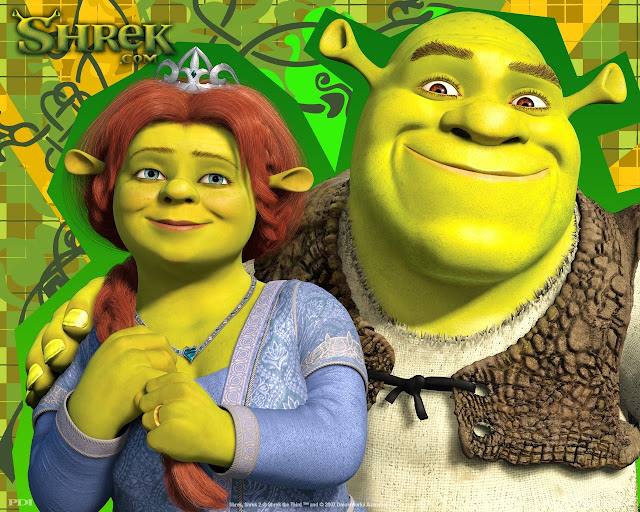 shrek third wallpaper