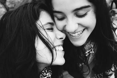 Sonrisas que te alargan la vida.