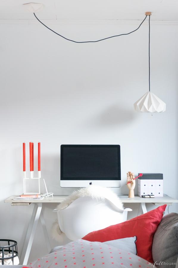 Escritorio en salon decorar tu casa es - Escritorio salon ...
