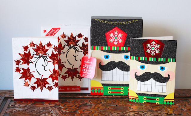 Hallmark Canada Holiday Boxed Cards #LoveHallmarkCA