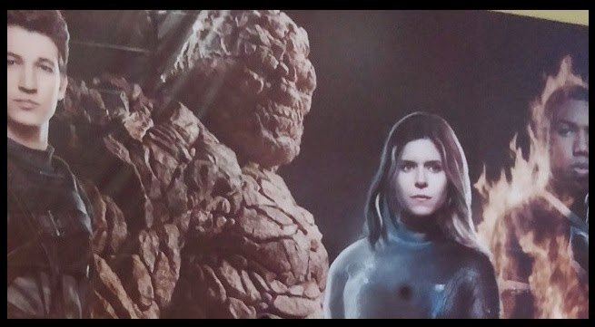 fantastic four thing banner