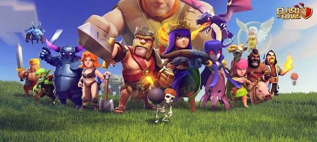 Clash Of Clans MOD v7.65.5 APK MOD (Unlimited Elixer/Gold/Gems)