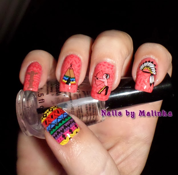 Nails By Malinka Indiaan