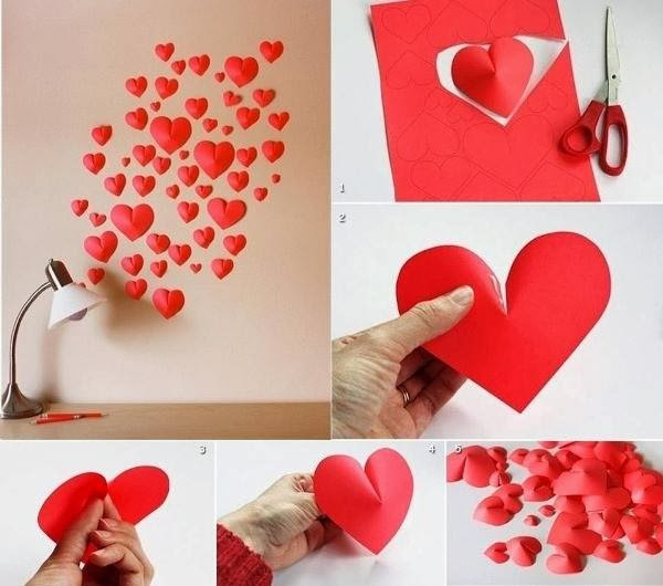 DIY Tutorials  For Valentine's Day...