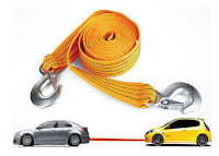 Groupon : Buy Car Towing Cable Pull capacity – 3 ton at Rs 186 only – buytoearn