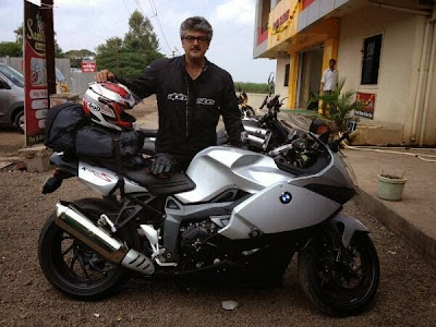 Ajith Bike
