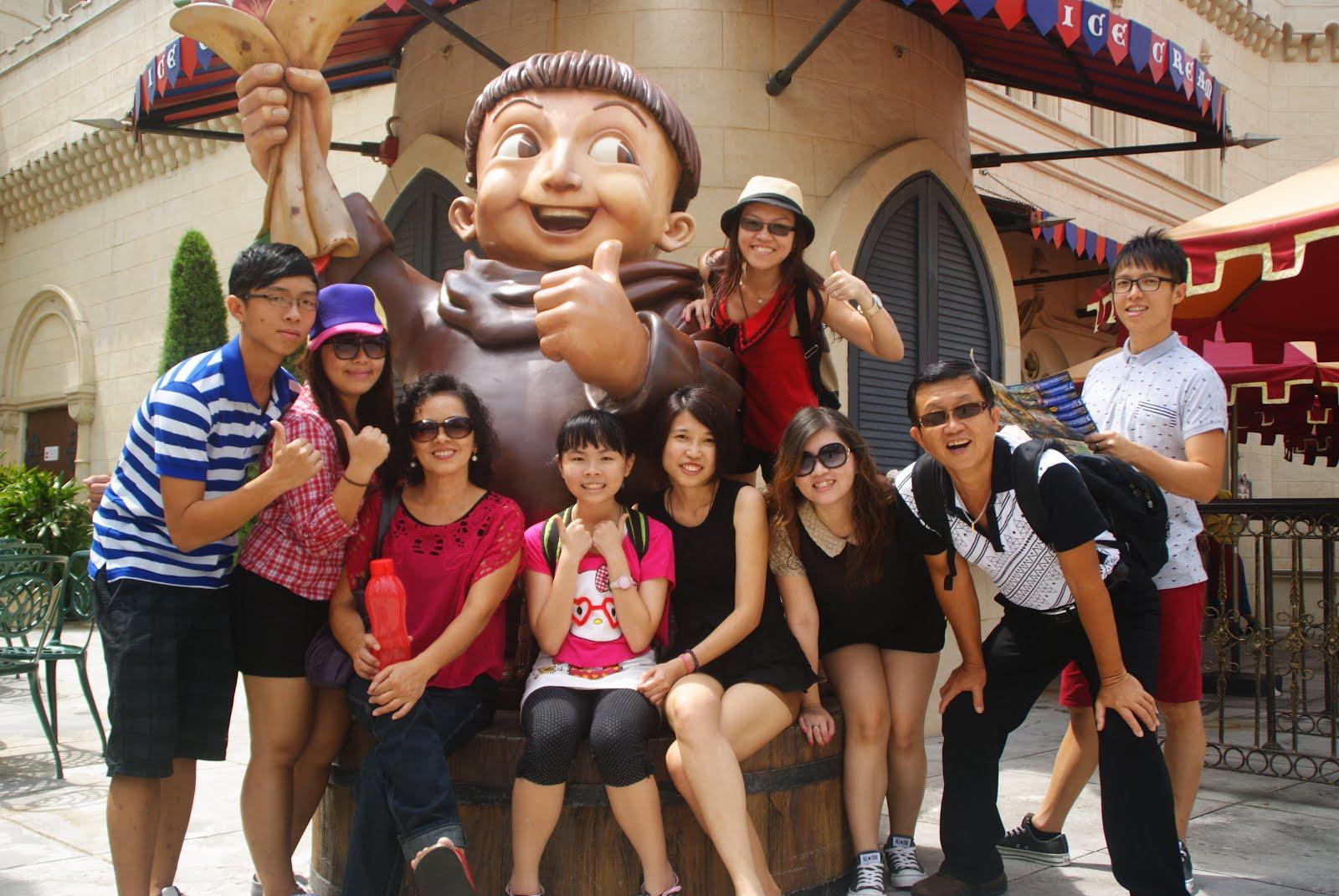 新加坡幸福之旅 | 2013