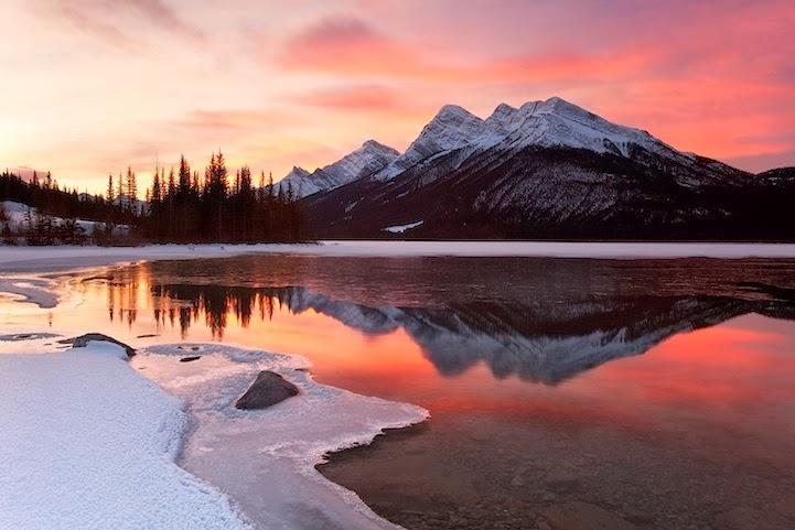breathtaking canadian landscapes by wayne simpson. Black Bedroom Furniture Sets. Home Design Ideas