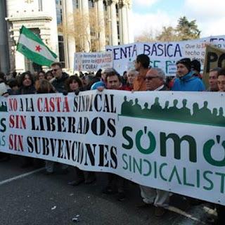SOMOS sindicalistas contra la esclavitud propuesta por el presidente del Circulo de Empresarios