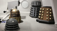 Doctor Who The Witch's Familiar Daleks