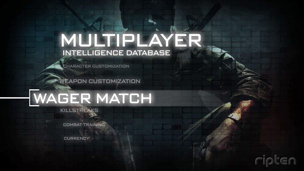 Call Of Duty MW3 Guns