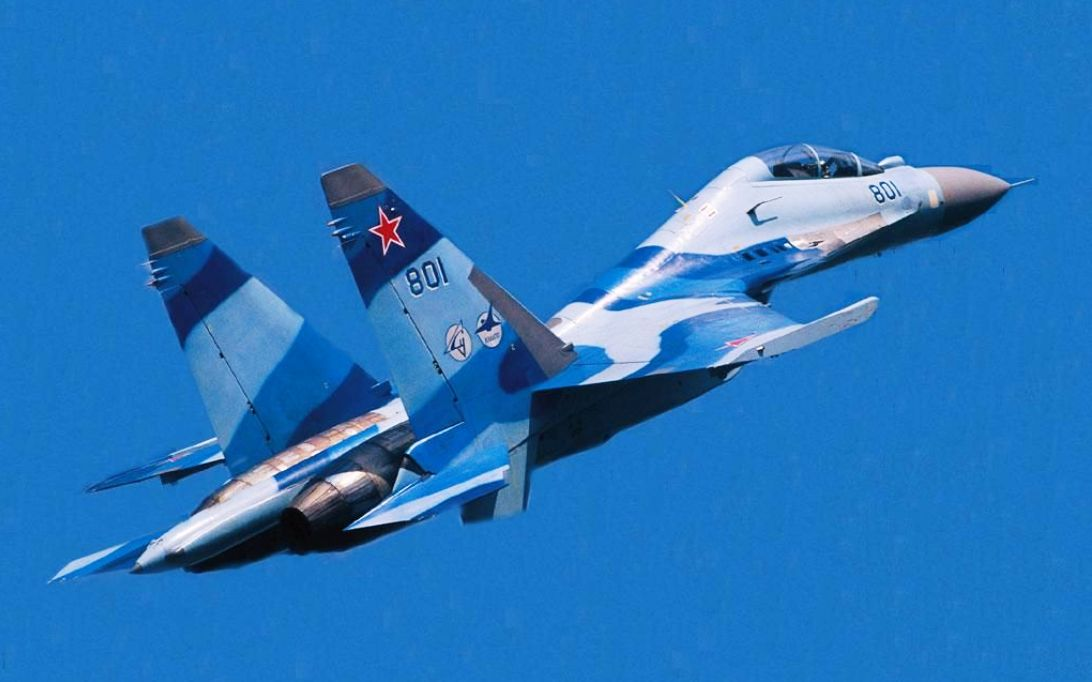 Sukhoi Su-30, Foto Pesawat Tempur 1