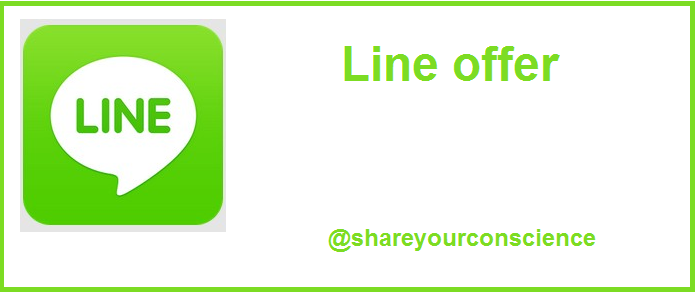 Messaging App Line Offer