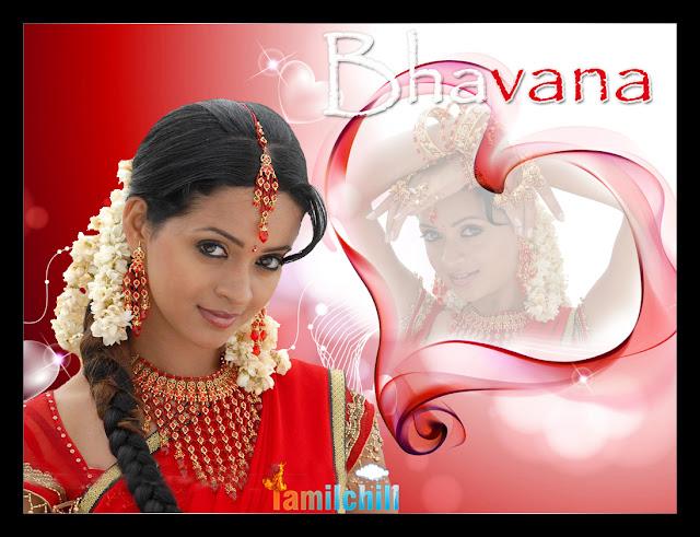 Bhavana hd wallpaper