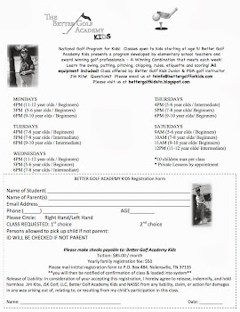 Nolensville Registration Form