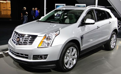 2013 Cadillac SRX Release With New Feature