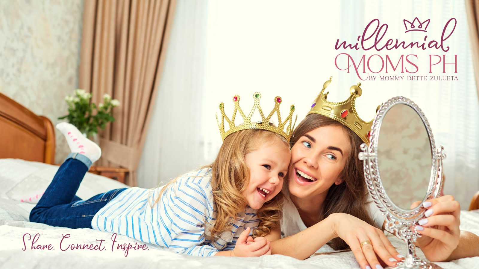 Millennial Moms PH: A passion project by Dette Zulueta